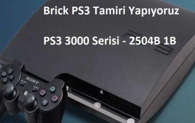 PS3 Brick Tamiri PS3 3000 Serisi Dahil