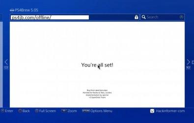 PS4 Vortex HEN 2.0 OFFLINE Çıktı