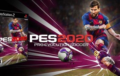 PES 2020 ( PS2 )