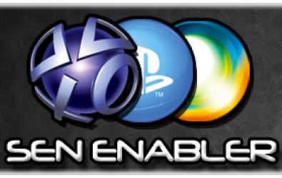 Sen Enabler V6.2.3 Çıktı (Ps3 4.85 Spoofer)