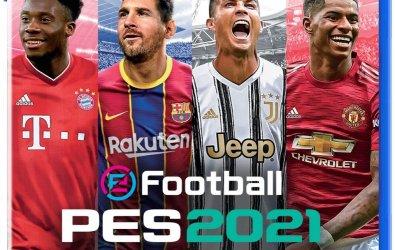 EFootball PES 2021 Season Update CUSA18740 Türkçe