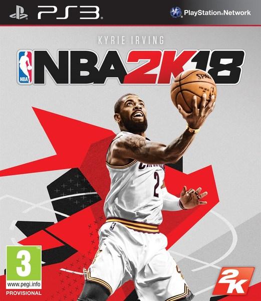 PS3 NBA 2K 18 Çıktı