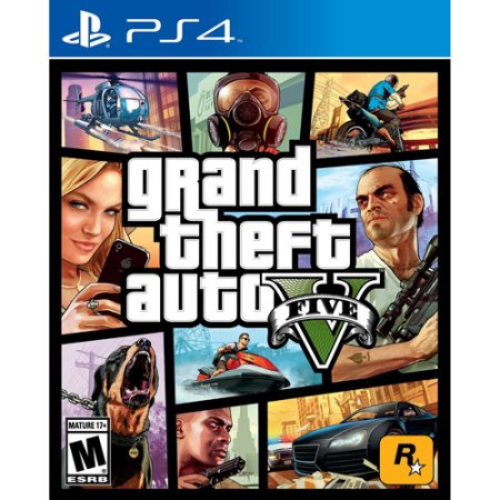 PS4 GTA V PKG Full Oyun İndir