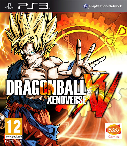 Dragon Ball: Xenoverse PS3 Oyun ��kt�
