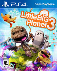 PS4 Little Big Planet 3 FULL PKG Oyun İndir