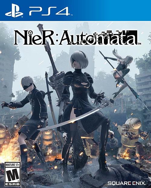 PS4 Nier Automata PKG Oyun Çıktı
