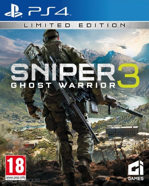 PS4 Sniper Ghost Warrior 3 Pkg Oyun Torrent