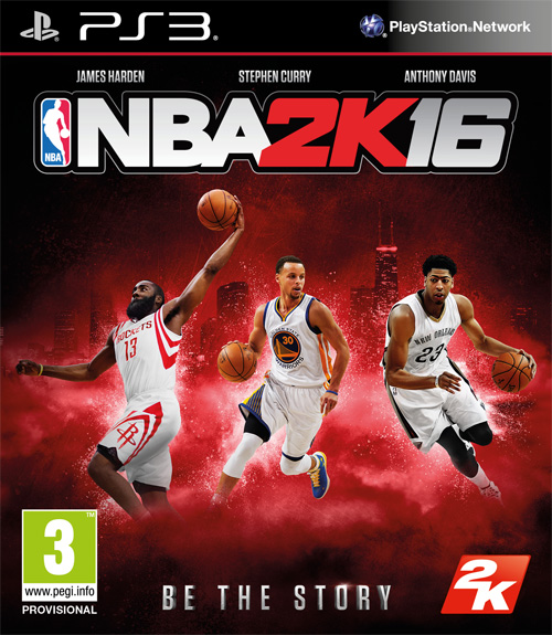 NBA2K 16 PS3 Oyun ��kt�