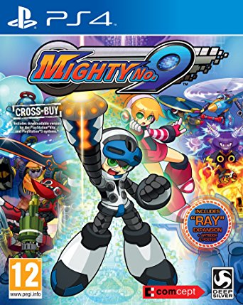 PS4 Mighty No. 9 FULL PGK Oyun İndir