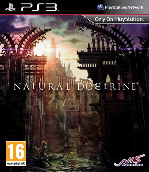 Natural Doctrine PS3-DUPLEX