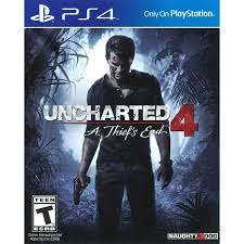 PS4 Uncharted 4: A Thief's End FULL PKG Oyun İndir
