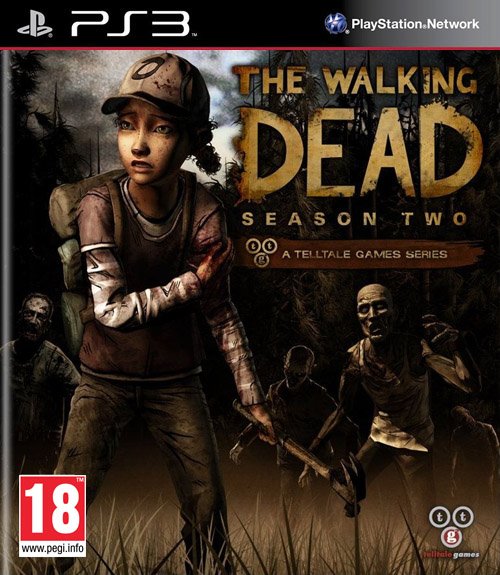(PS3) The Walking Dead: Season Two