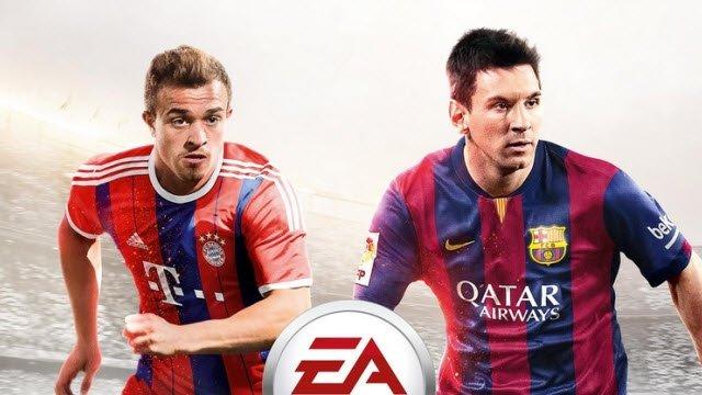 Fifa 15 demo (ps3)