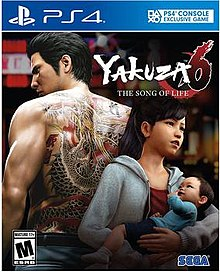 PS4 Yakuza 6 PKG Oyun İndir