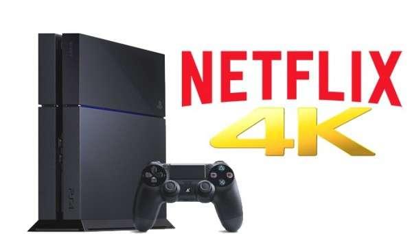 PS4 Netflix Çıktı
