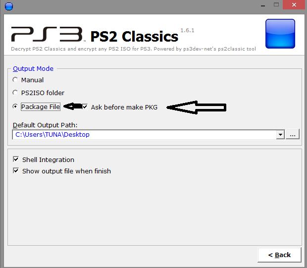 Playstation 3 Pkg