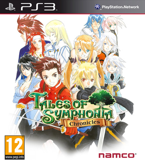 (PS3) Tales of Symphonia Chronicles