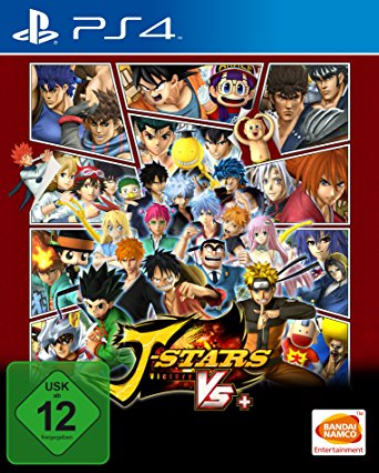 PS4 J-Stars Victory VS FULL PKG Oyun İndir