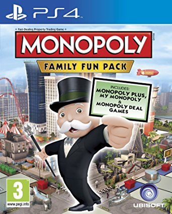 PS4 Monopoly Family Fun Pack FULL PKG Oyun İndir