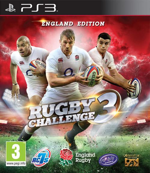 Rugby Challenge 3 Duplex