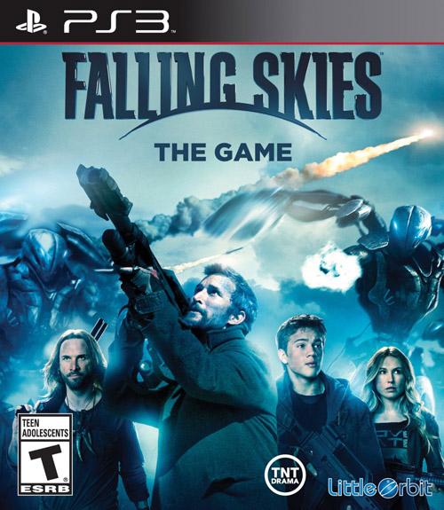 Falling Skies The Game PS3-iMARS