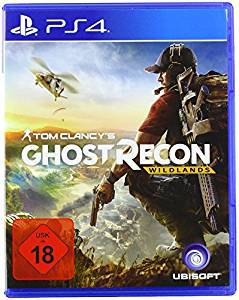 PS4 Tom Clancys Ghost Recon Wildlands PKG Oyun Çıktı