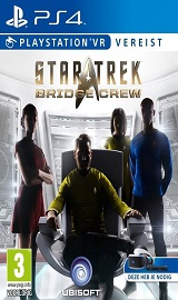 Star Trek Bridge Crew VR PS4 Torrent